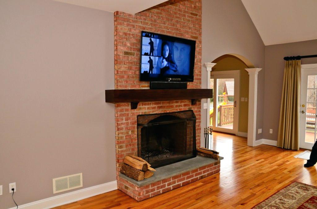 running-wires-through-brick-fireplace-installation-brick-fireplace-running-wires-in-brick-fireplace